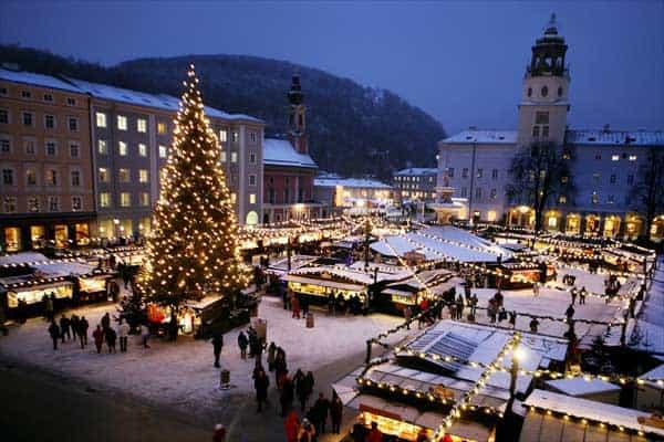 Mercatino Di Natale A Salisburgo Foto.Mercatini Di Natale A Salisburgo 265 Nuova Faltur Viaggi