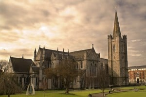 St Patrick Cathedral, Dublin_0